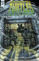 Teenage Mutant Ninja Turtles: Urban Legends #3